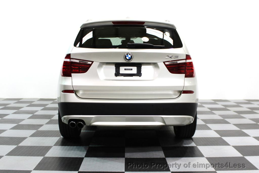 2014 BMW X3 CERTIFIED X3 xDrive28i AWD TECH CAMERA NAVIGATION - 16369473 - 19