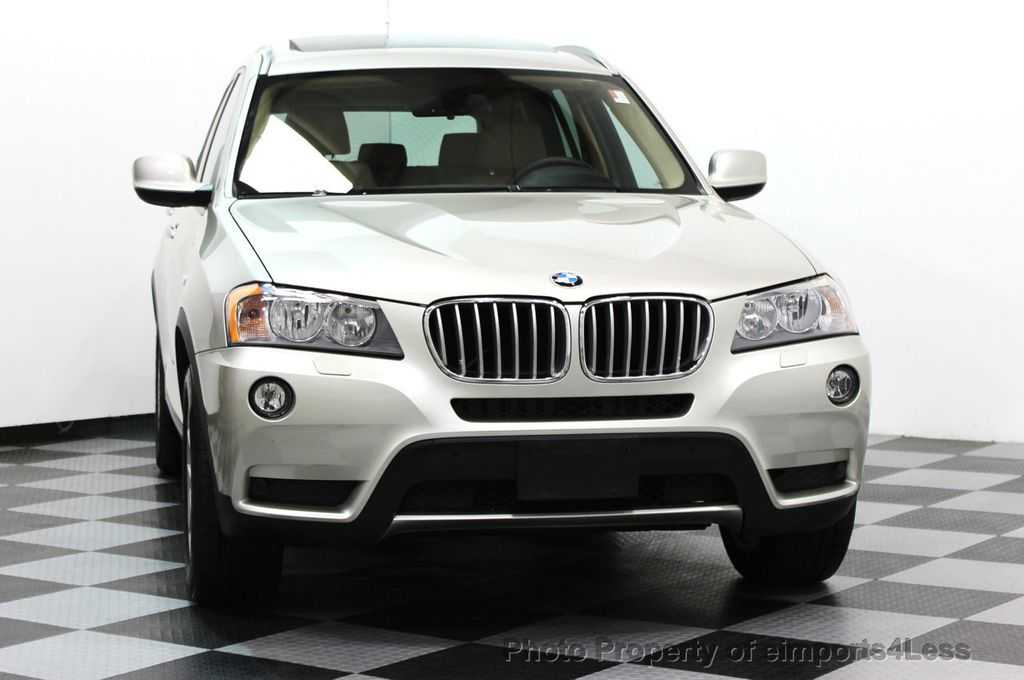 2014 BMW X3 CERTIFIED X3 xDrive28i AWD TECH CAMERA NAVIGATION - 16369473 - 25