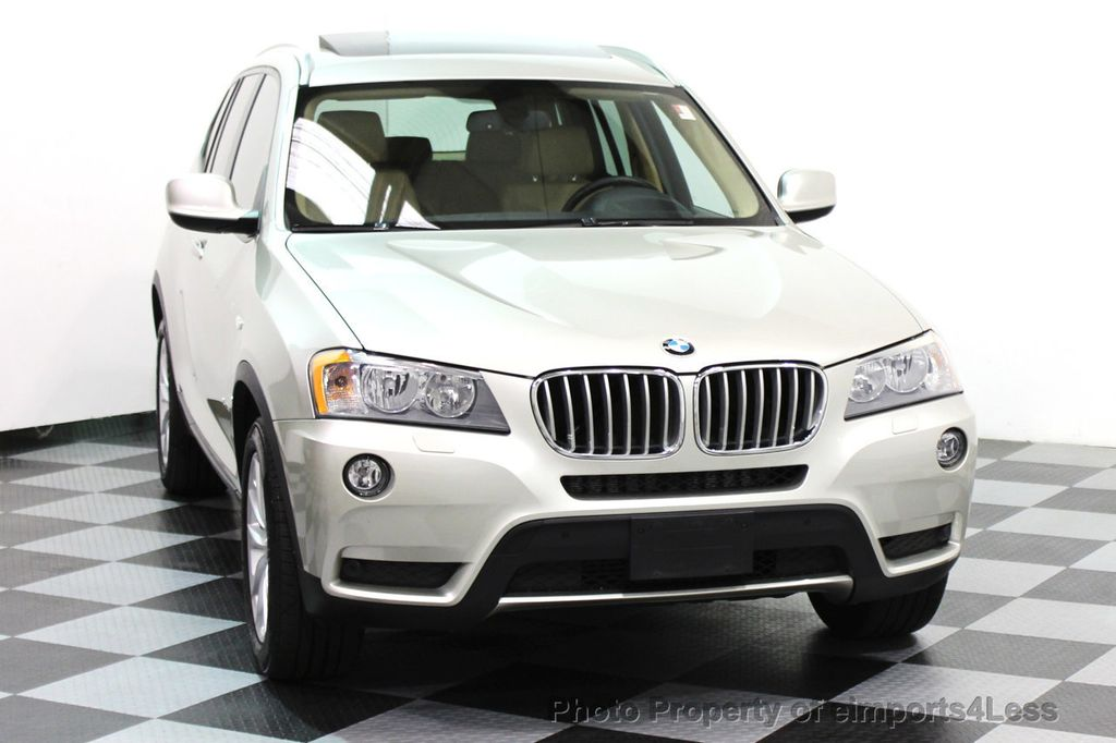 2014 BMW X3 CERTIFIED X3 xDrive28i AWD TECH CAMERA NAVIGATION - 16369473 - 26