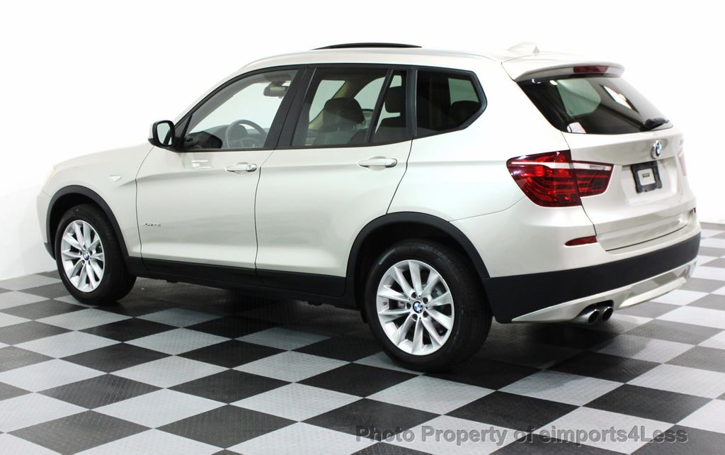 2014 BMW X3 CERTIFIED X3 xDrive28i AWD TECH CAMERA NAVIGATION - 16369473 - 28