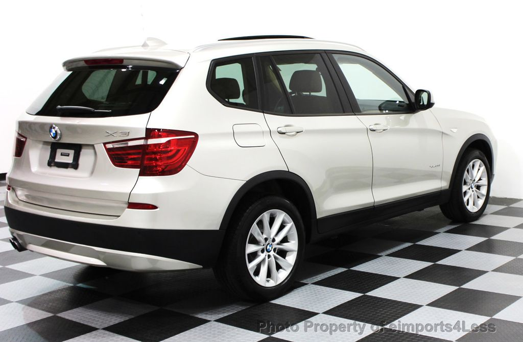 2014 BMW X3 CERTIFIED X3 xDrive28i AWD TECH CAMERA NAVIGATION - 16369473 - 3