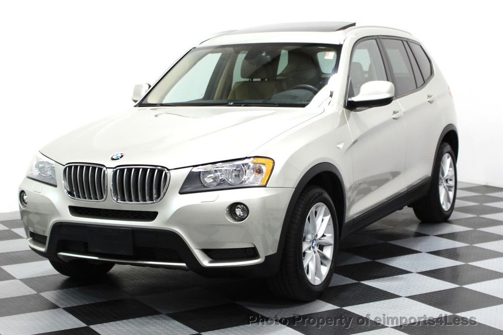 2014 BMW X3 CERTIFIED X3 xDrive28i AWD TECH CAMERA NAVIGATION - 16369473 - 55