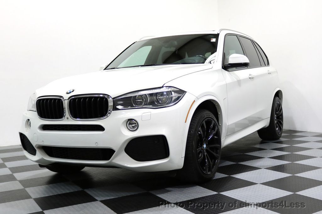2014 BMW X5 CERTIFIED X5 xDRIVE35i M SPORT AWD SURROUND CAMS NAVI - 17132059 - 0