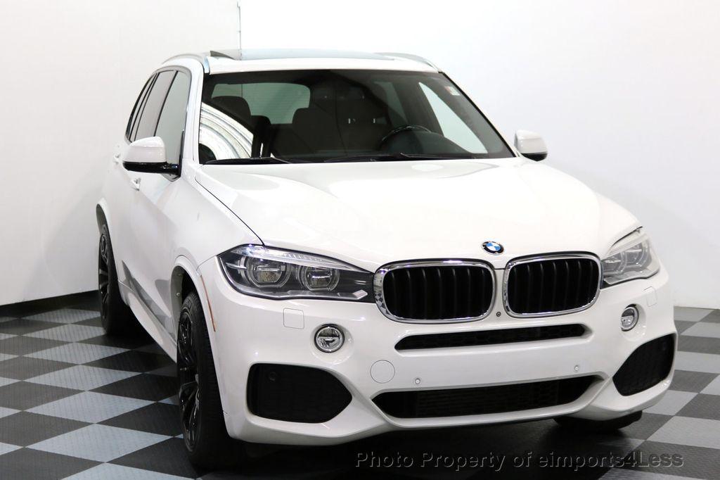 2014 BMW X5 CERTIFIED X5 xDRIVE35i M SPORT AWD SURROUND CAMS NAVI - 17132059 - 27