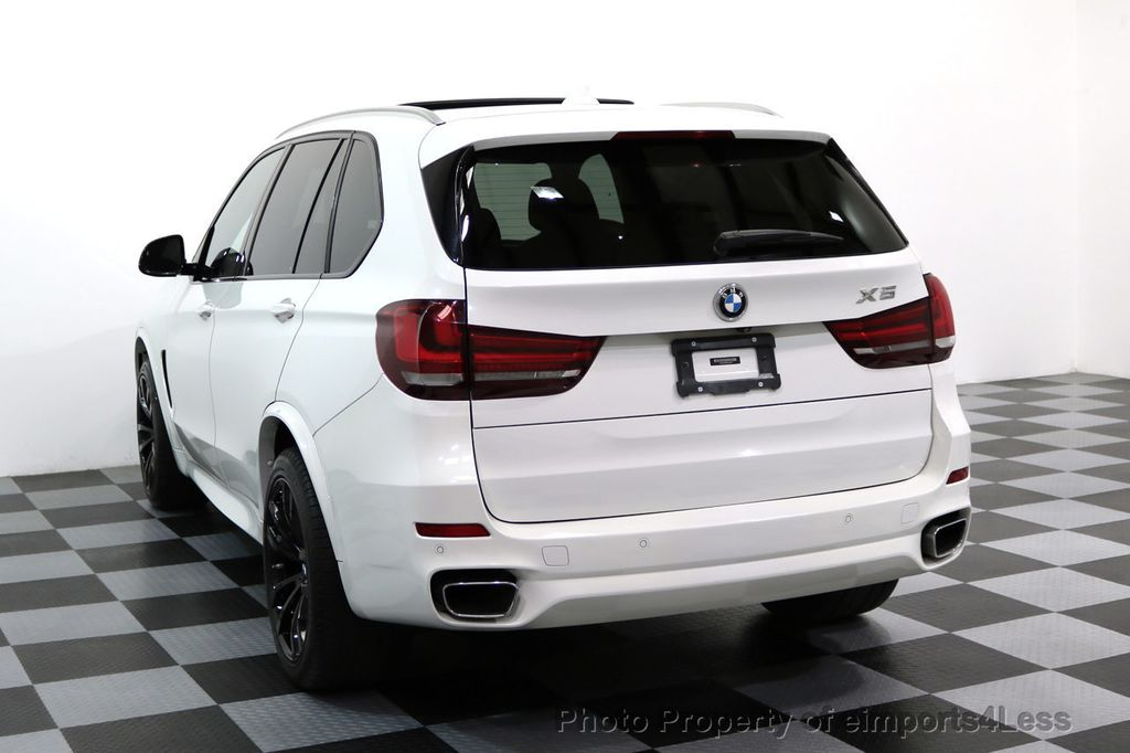 2014 BMW X5 CERTIFIED X5 xDRIVE35i M SPORT AWD SURROUND CAMS NAVI - 17132059 - 28