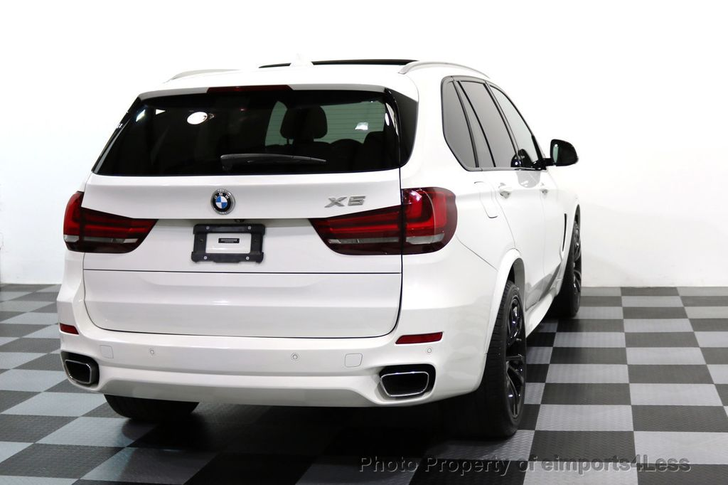 2014 BMW X5 CERTIFIED X5 xDRIVE35i M SPORT AWD SURROUND CAMS NAVI - 17132059 - 30