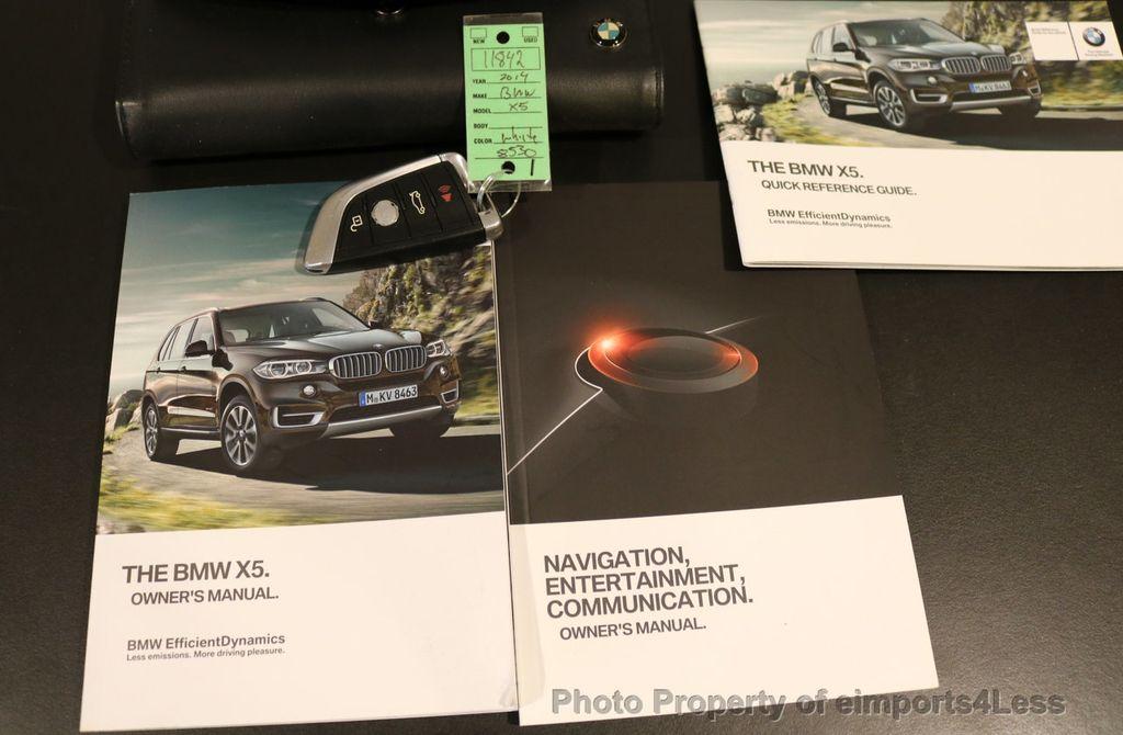 2014 BMW X5 CERTIFIED X5 xDRIVE35i M SPORT AWD SURROUND CAMS NAVI - 17132059 - 35