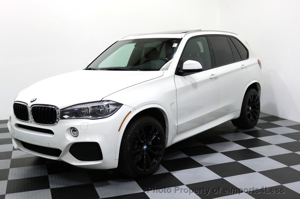 2014 BMW X5 CERTIFIED XDRIVE35i M SPORT AWD SURROUND CAMS NAVI