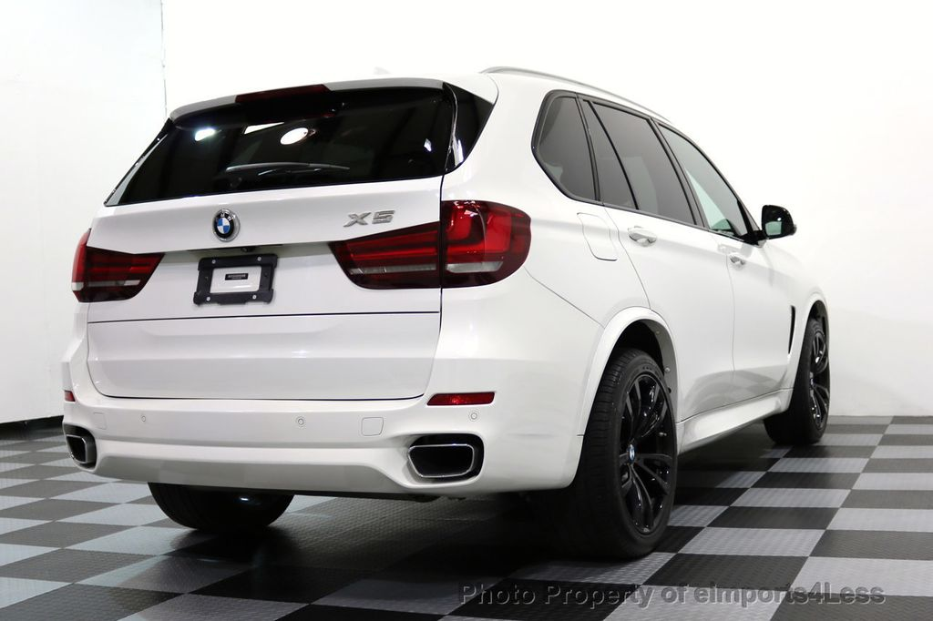 2014 BMW X5 CERTIFIED X5 xDRIVE35i M SPORT AWD SURROUND CAMS NAVI - 17132059 - 41