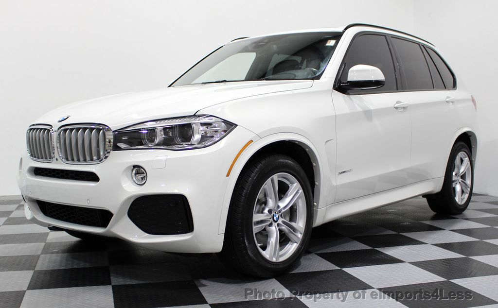 2014 Used BMW X5 CERTIFIED X5 xDRIVE50i M SPORT V8 AWD EXEC NAVI at ...