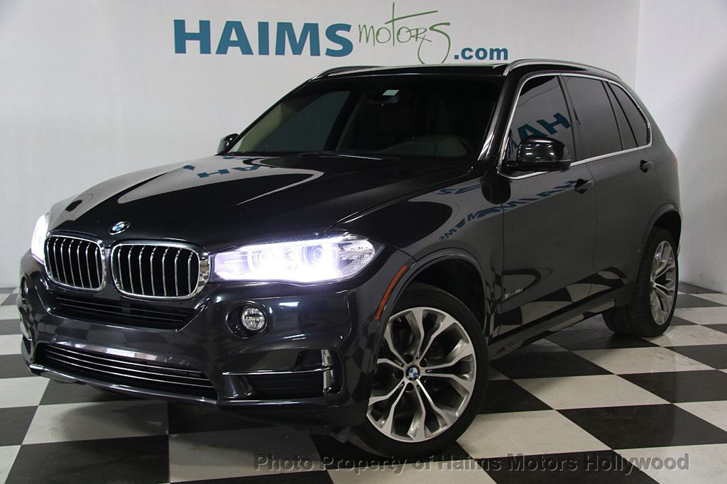 2014 Used Bmw X5 Sdrive35i At Haims Motors Serving Fort