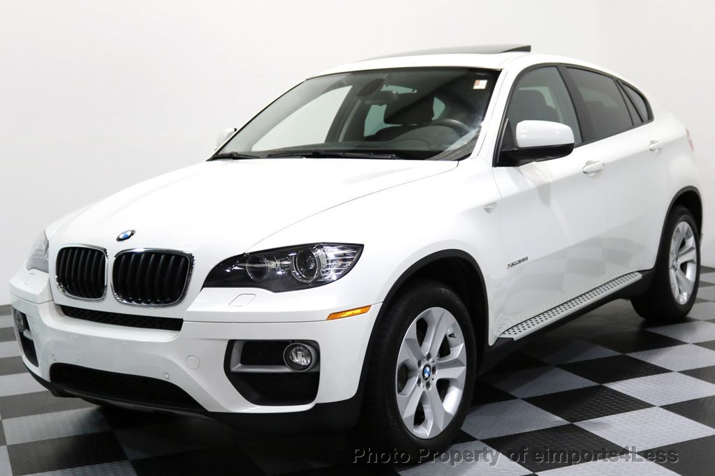 2014 BMW X6 CERTIFIED X6 xDRIVE35i AWD CAMERA NAVIGATION - 16938723 - 0