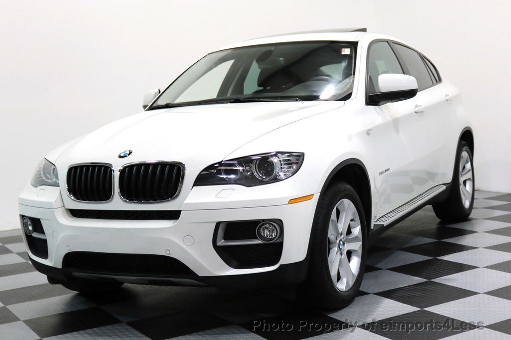 2014 BMW X6 CERTIFIED X6 xDRIVE35i AWD CAMERA NAVIGATION - 16938723 - 12