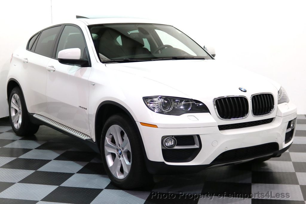 2014 BMW X6 CERTIFIED X6 xDRIVE35i AWD CAMERA NAVIGATION - 16938723 - 13