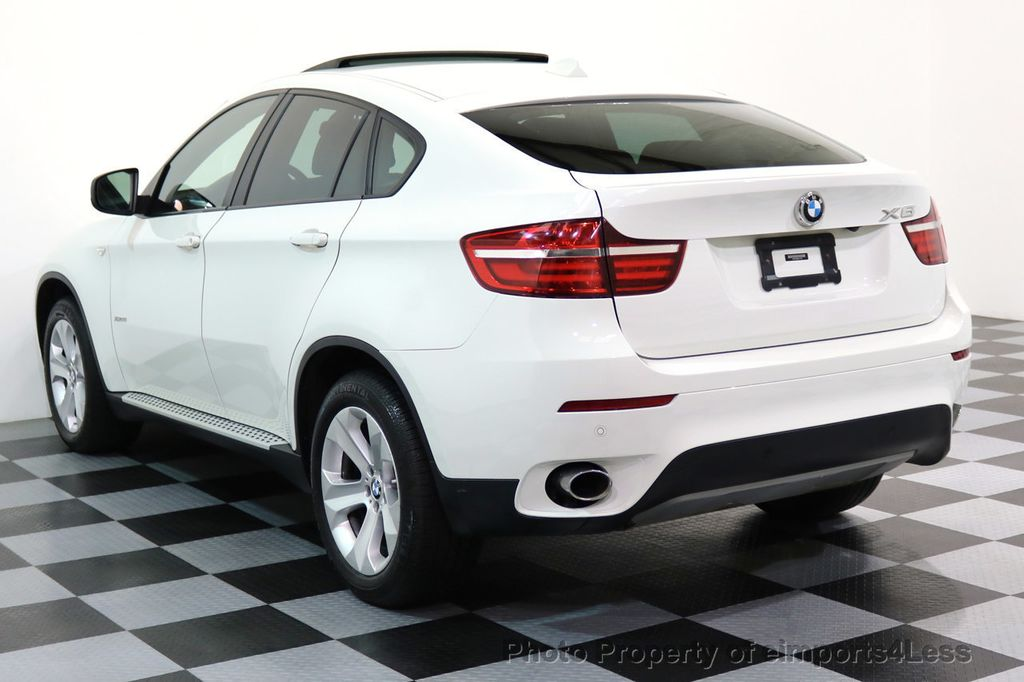 2014 BMW X6 CERTIFIED X6 xDRIVE35i AWD CAMERA NAVIGATION - 16938723 - 14