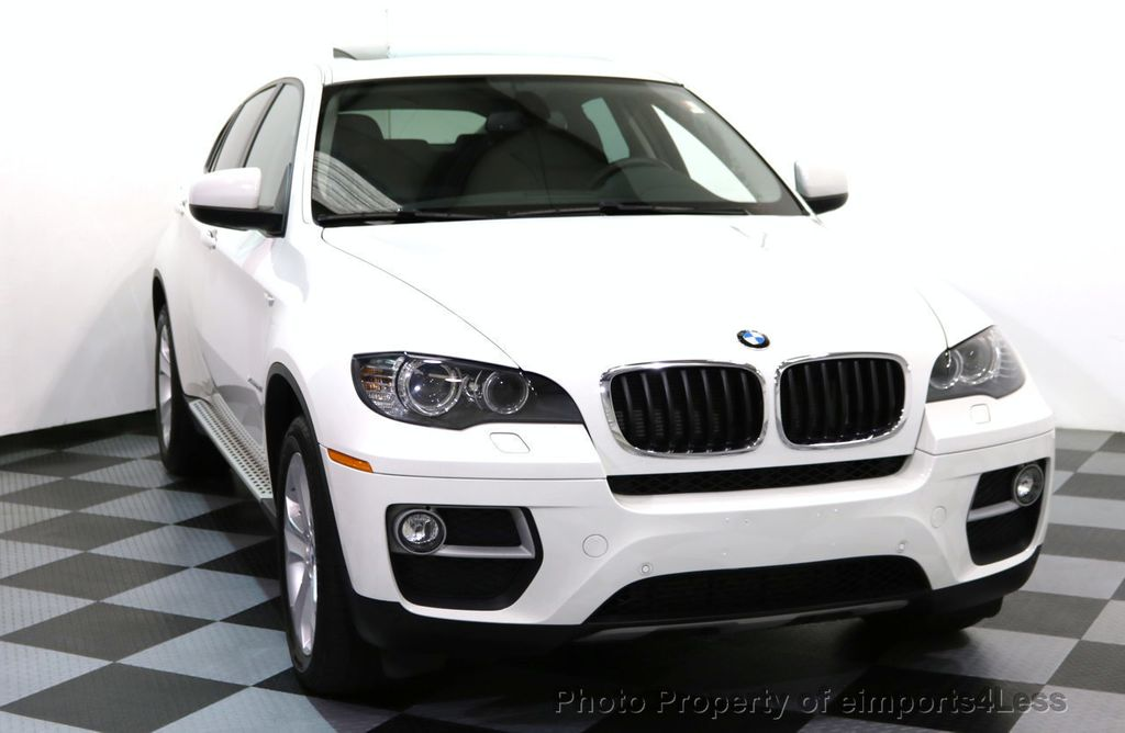 2014 BMW X6 CERTIFIED X6 xDRIVE35i AWD CAMERA NAVIGATION - 16938723 - 29