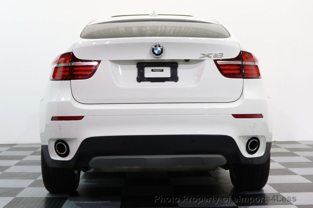 2014 BMW X6 CERTIFIED X6 xDRIVE35i AWD CAMERA NAVIGATION - 16938723 - 31