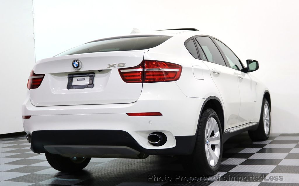 2014 BMW X6 CERTIFIED X6 xDRIVE35i AWD CAMERA NAVIGATION - 16938723 - 32