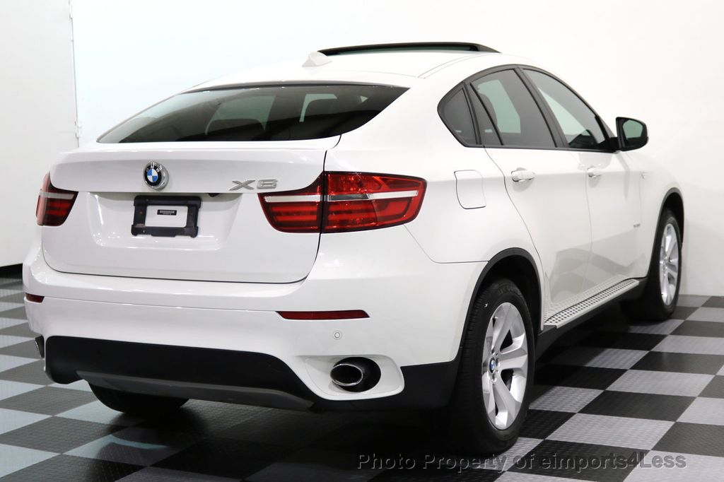 2014 BMW X6 CERTIFIED X6 xDRIVE35i AWD CAMERA NAVIGATION - 16938723 - 3
