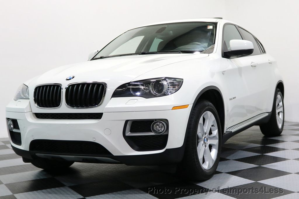 2014 BMW X6 CERTIFIED X6 xDRIVE35i AWD CAMERA NAVIGATION - 16938723 - 39