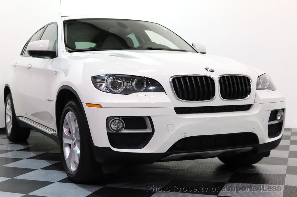 2014 BMW X6 CERTIFIED X6 xDRIVE35i AWD CAMERA NAVIGATION - 16938723 - 40