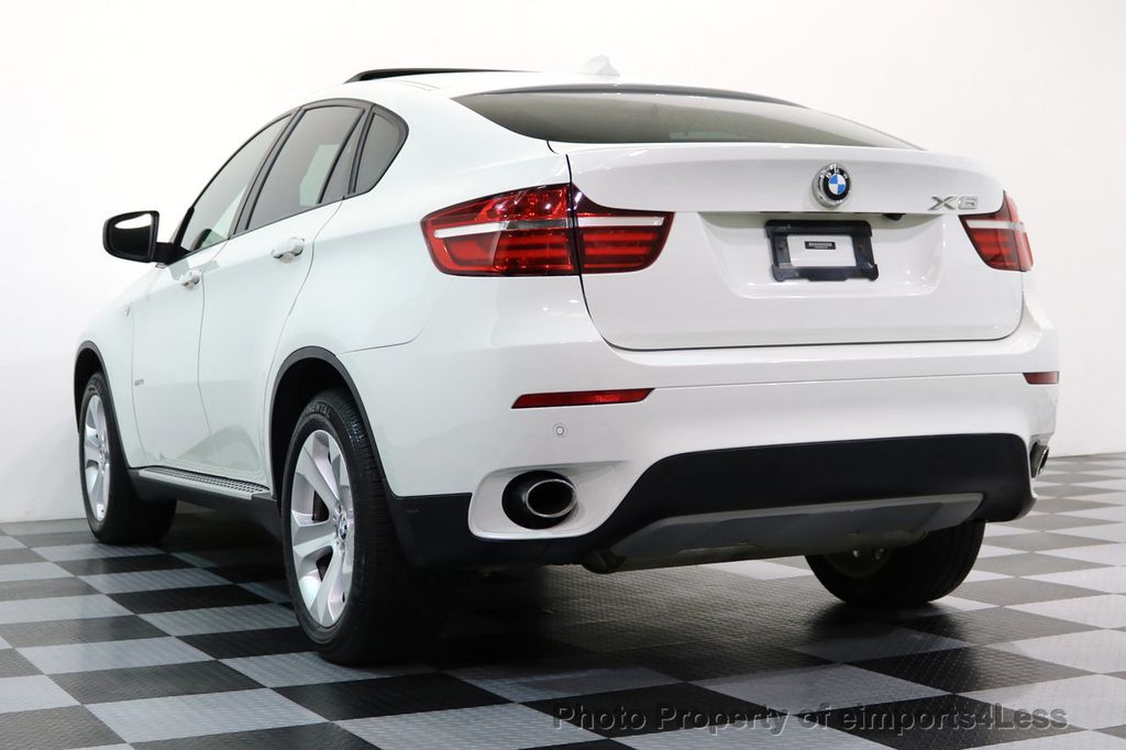 2014 BMW X6 CERTIFIED X6 xDRIVE35i AWD CAMERA NAVIGATION - 16938723 - 41