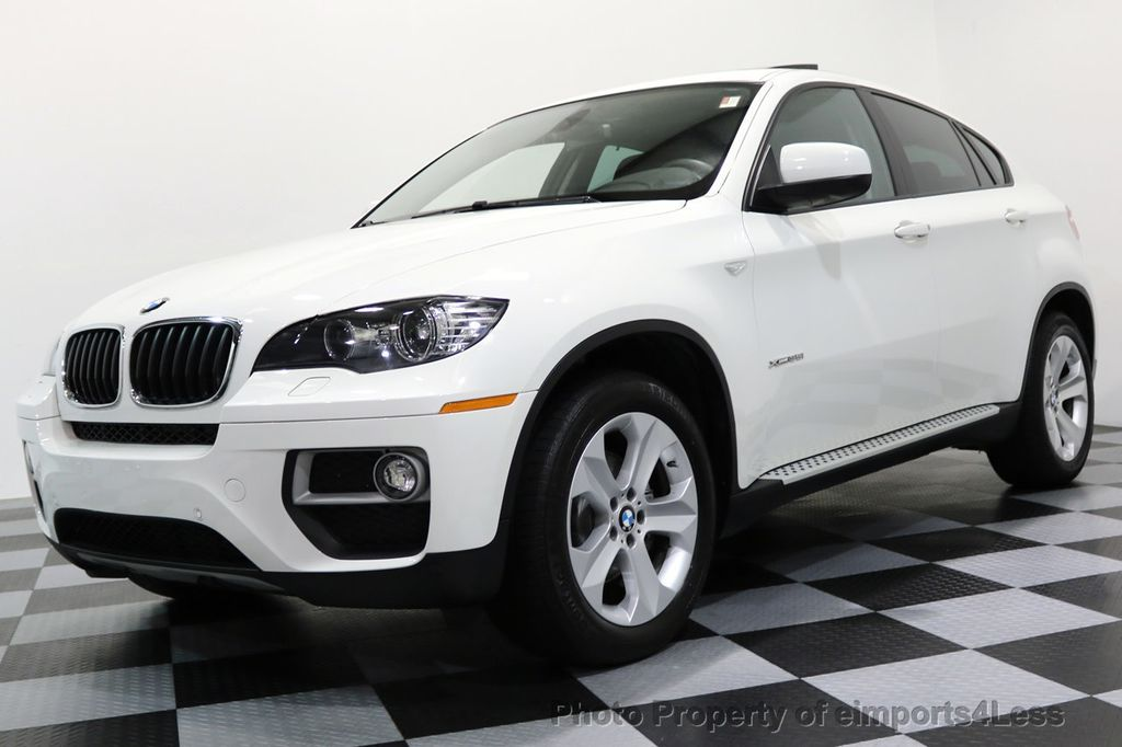 2014 BMW X6 CERTIFIED X6 xDRIVE35i AWD CAMERA NAVIGATION - 16938723 - 47