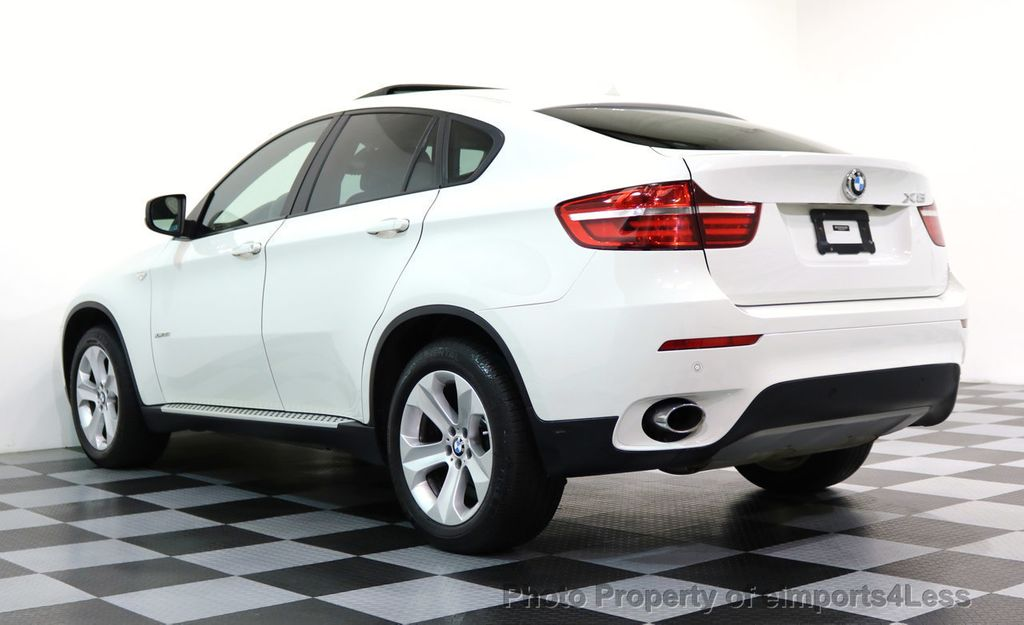 2014 BMW X6 CERTIFIED X6 xDRIVE35i AWD CAMERA NAVIGATION - 16938723 - 48