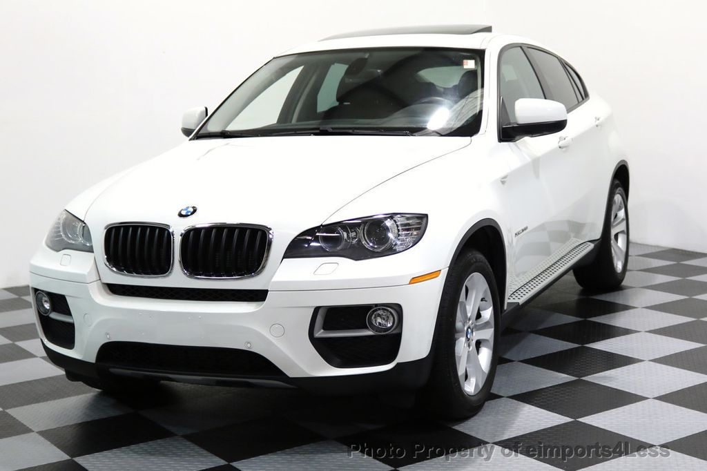 2014 BMW X6 CERTIFIED X6 xDRIVE35i AWD CAMERA NAVIGATION - 16938723 - 50