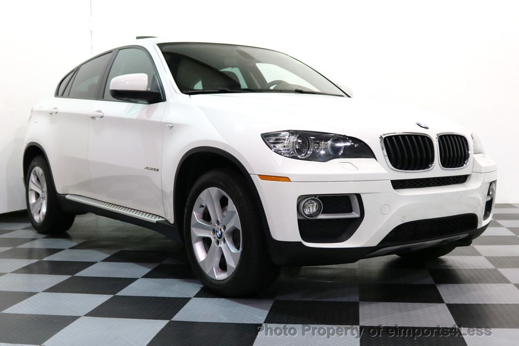 2014 BMW X6 CERTIFIED X6 xDRIVE35i AWD CAMERA NAVIGATION - 16938723 - 51