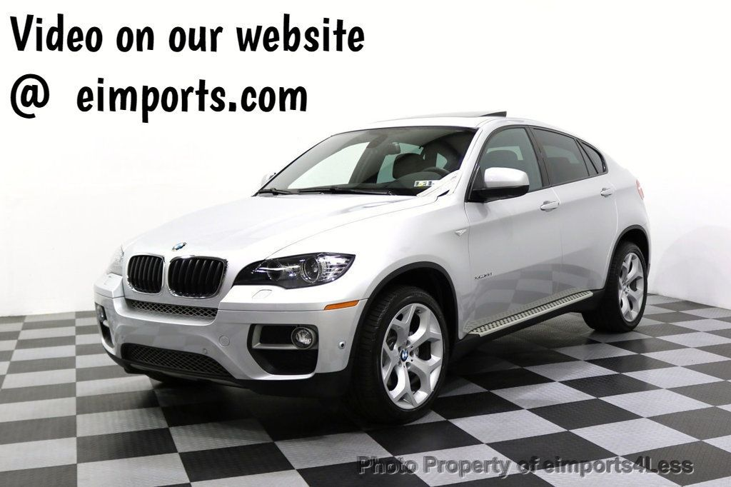 2014 BMW X6 CERTIFIED X6 xDRIVE35i AWD SPORT PREMIUM COLD TECH NAV - 17662037 - 0