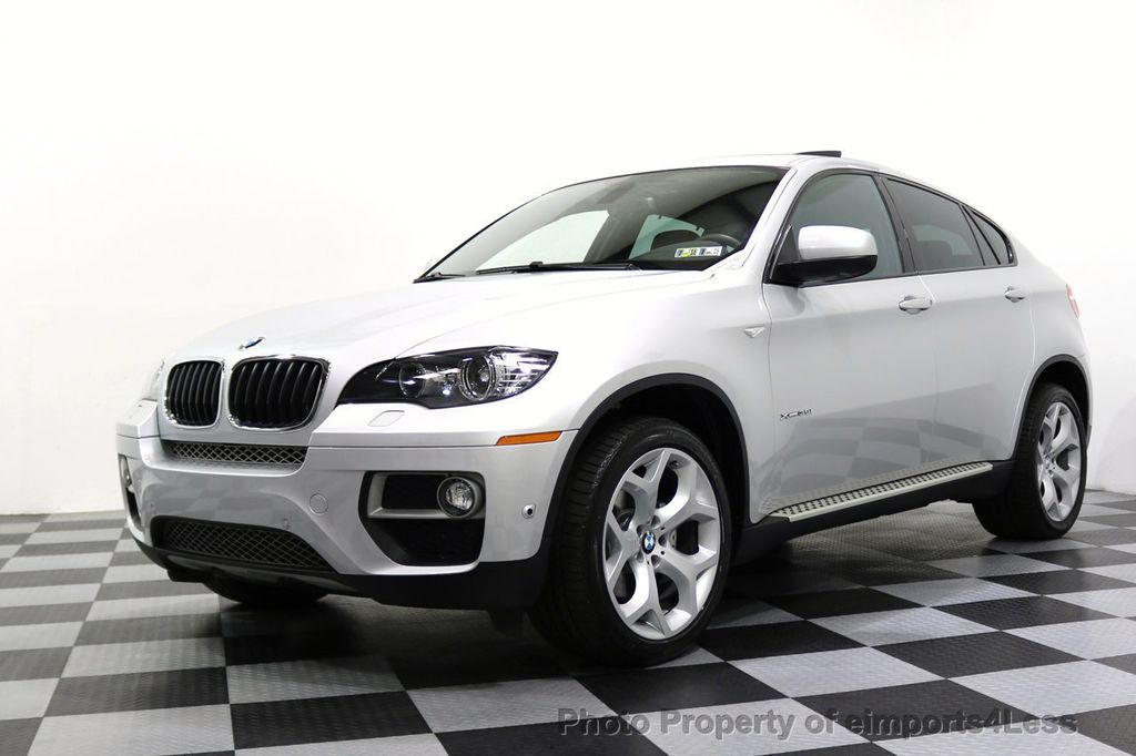 2014 BMW X6 CERTIFIED X6 xDRIVE35i AWD SPORT PREMIUM COLD TECH NAV - 17662037 - 14