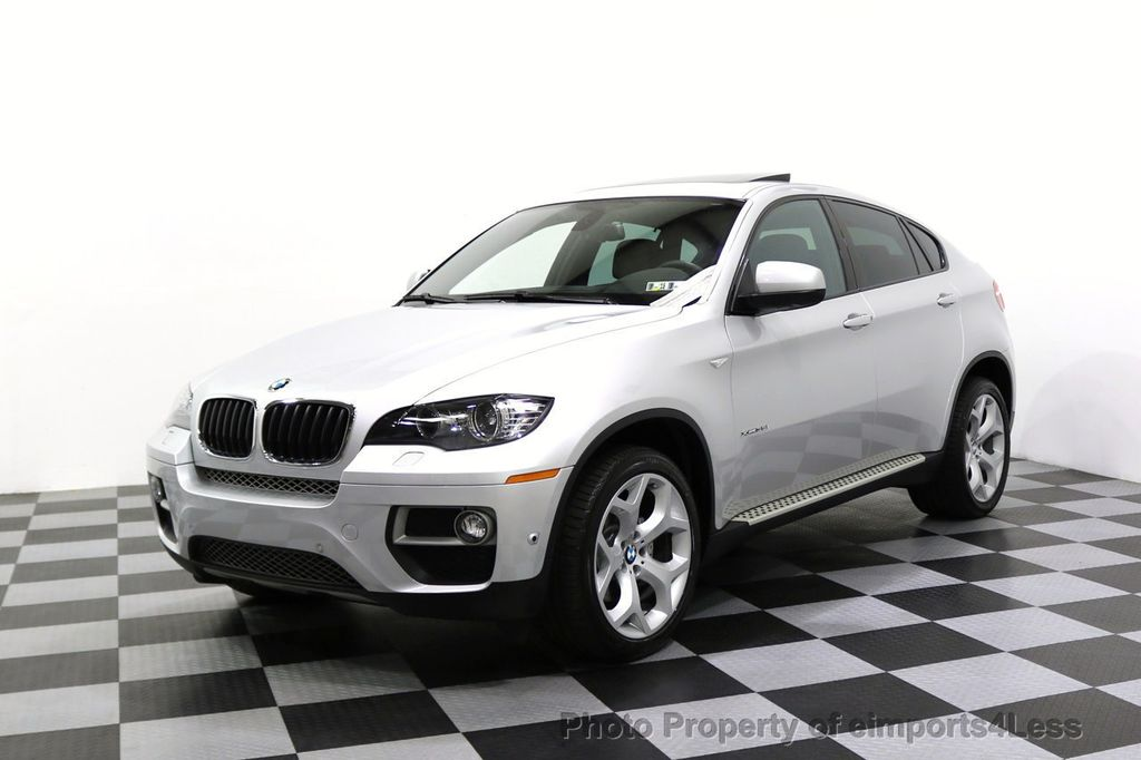 2014 BMW X6 CERTIFIED X6 xDRIVE35i AWD SPORT PREMIUM COLD TECH NAV - 17662037 - 52