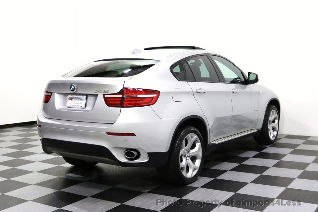 2014 BMW X6 CERTIFIED X6 xDRIVE35i AWD SPORT PREMIUM COLD TECH NAV - 17662037 - 55