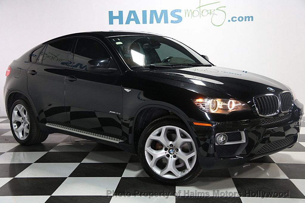 2014 Used Bmw X6 Xdrive35i At Haims Motors Serving Fort Lauderdale