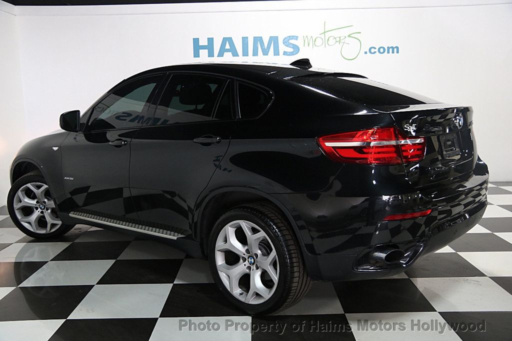2014 Used Bmw X6 Xdrive35i At Haims Motors Serving Fort Lauderdale Hollywood Miami Fl Iid
