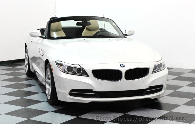 2014 used bmw z4 certified z4 sdrive28i convertible. Black Bedroom Furniture Sets. Home Design Ideas