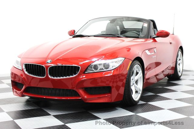 2014 BMW Z4 CERTIFIED Z4 sDrive28i M SPORT NAVIGATION ROADSTER - 16173925 - 0