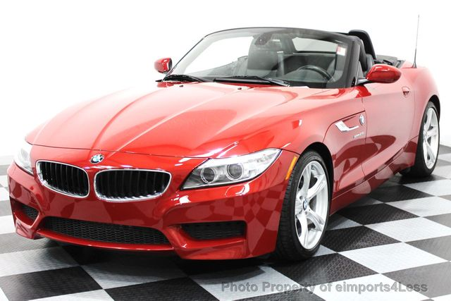 2014 BMW Z4 CERTIFIED Z4 sDrive28i M SPORT NAVIGATION ROADSTER - 16173925 - 10