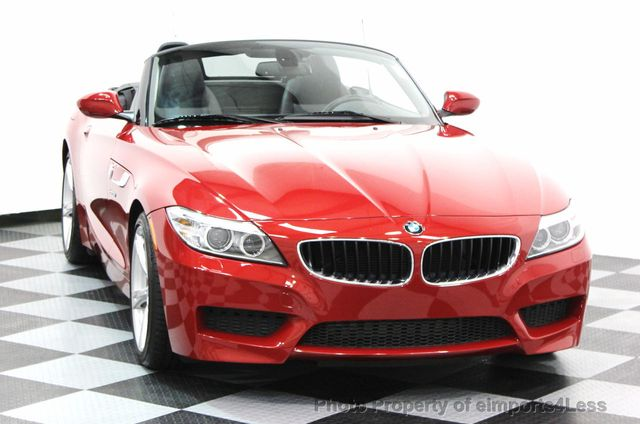 2014 BMW Z4 CERTIFIED Z4 sDrive28i M SPORT NAVIGATION ROADSTER - 16173925 - 11