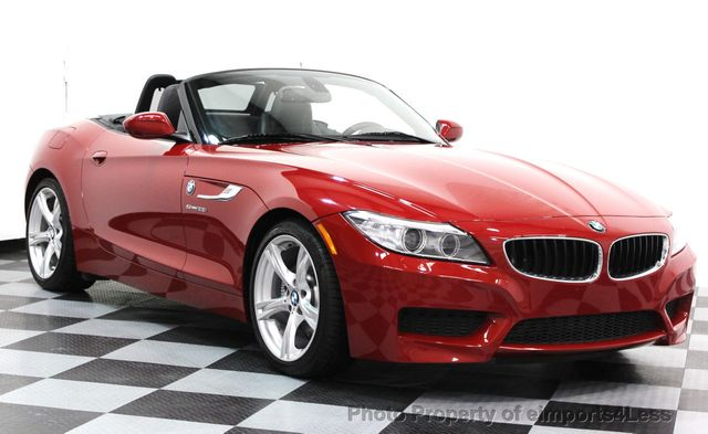 2014 BMW Z4 CERTIFIED Z4 sDrive28i M SPORT NAVIGATION ROADSTER - 16173925 - 1