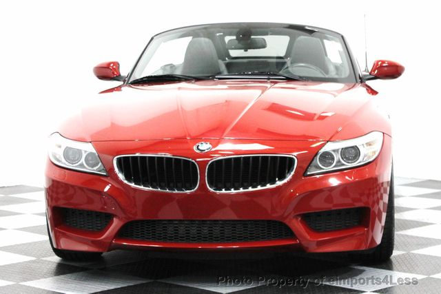 2014 BMW Z4 CERTIFIED Z4 sDrive28i M SPORT NAVIGATION ROADSTER - 16173925 - 19