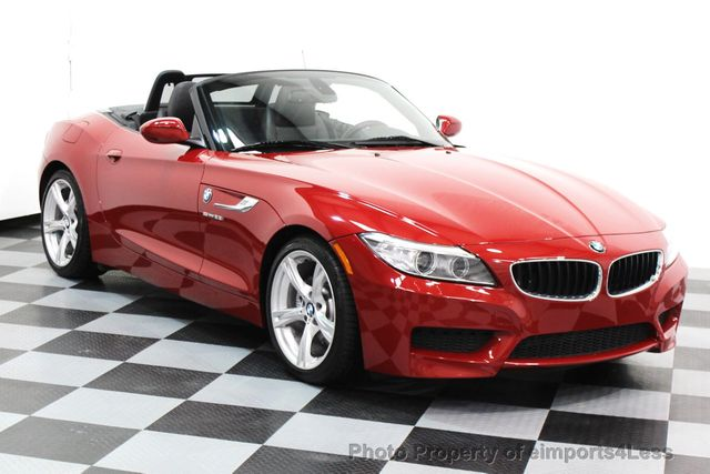 2014 BMW Z4 CERTIFIED Z4 sDrive28i M SPORT NAVIGATION ROADSTER - 16173925 - 20