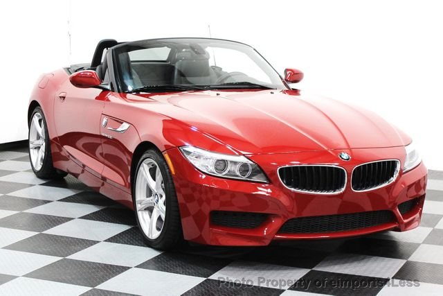 2014 BMW Z4 CERTIFIED Z4 sDrive28i M SPORT NAVIGATION ROADSTER - 16173925 - 21