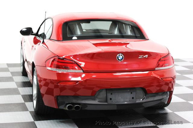 2014 used bmw z4 certified z4 sdrive28i m sport navigation. Black Bedroom Furniture Sets. Home Design Ideas