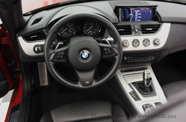 2014 BMW Z4 CERTIFIED Z4 sDrive28i M SPORT NAVIGATION ROADSTER - 16173925 - 31