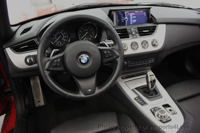 2014 BMW Z4 CERTIFIED Z4 sDrive28i M SPORT NAVIGATION ROADSTER - 16173925 - 33