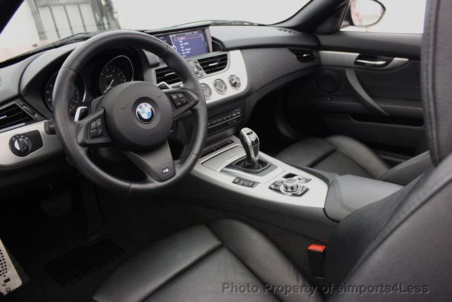 2014 BMW Z4 CERTIFIED Z4 sDrive28i M SPORT NAVIGATION ROADSTER - 16173925 - 35