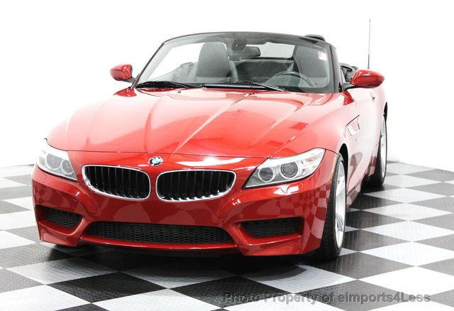 2014 BMW Z4 CERTIFIED Z4 sDrive28i M SPORT NAVIGATION ROADSTER - 16173925 - 54