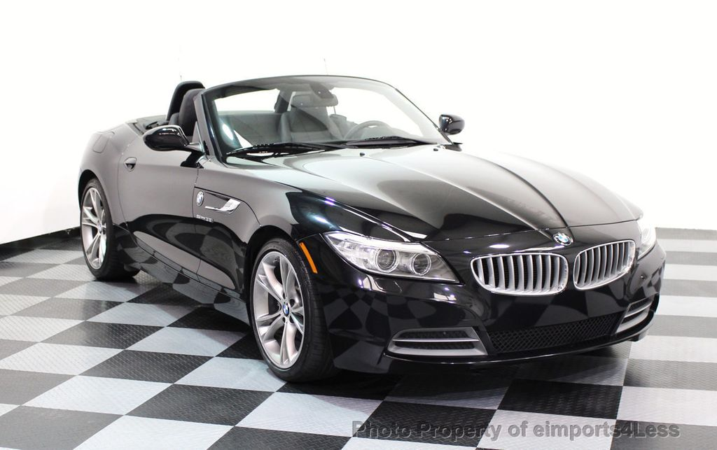 2014 BMW Z4 CERTIFIED Z4 sDRIVE35i ROADSTER NAVIGATION - 16774903 - 1